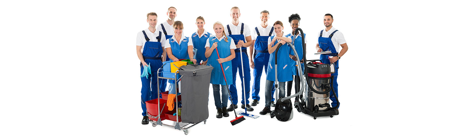 Cleaning services at neoflat